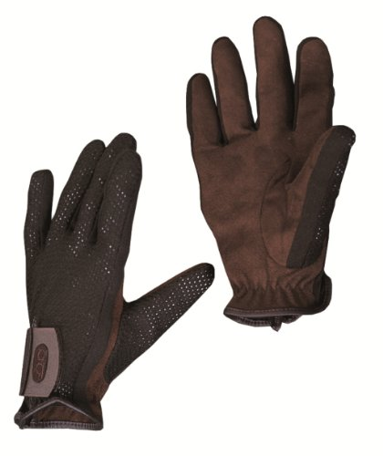 Bob Allen Shooting Gloves (Brown, X-Large)