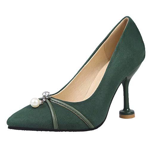 Femme JyshoesClaquettes JyshoesClaquettes JyshoesClaquettes Vert Femme Vert 9ED2IWH
