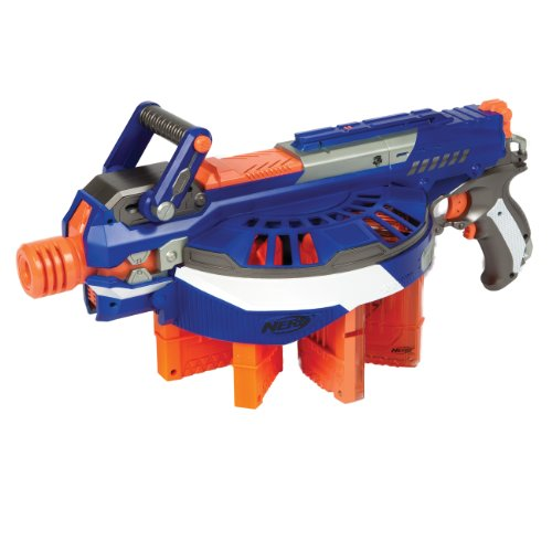 Nerf N-Strike Elite Hail-Fire Blaster(Discontinued by manufacturer) by NERF (Image #2)