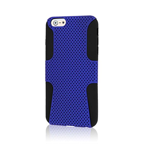 EMPIRE iPhone 6 Plus/iPhone 6S Plus Case - Blue, MPERO FUSION M Series Protective Case for Apple iPhone 6 Plus/iPhone 6S Plus 5.5