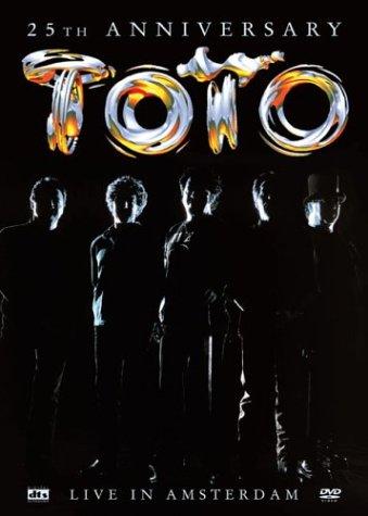 DVD : Toto - 25th Anniversary: Live in Amsterdam