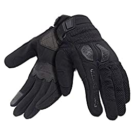 Royal Enfield Trailblazer Gloves Black M 21CM(RRGGLJ000007)