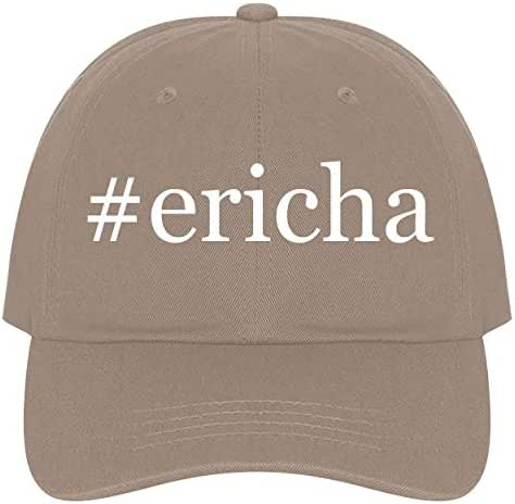 The Town Butler #Ericha - A Nice Comfortable Adjustable Hashtag Dad Hat Cap