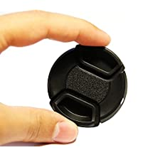 Lens Cap Cover Keeper Protector for Canon EF-S 10-18mm f/4.5-5.6 IS STM Lens
