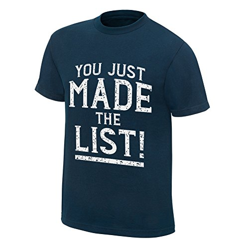 Jericho You Just Made The List T-shirt