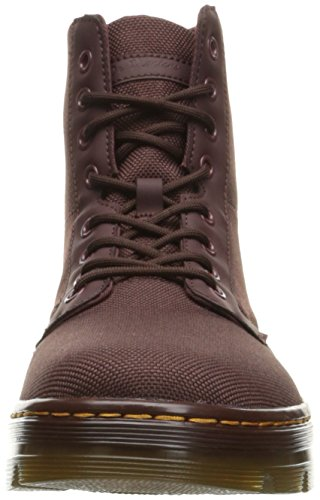 Boot Dr Combs Men's Combat Nylon Oxblood Martens xxCwaR