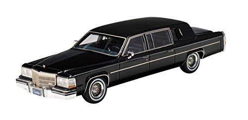 1/43 キャデラック フリートウッド フォーマルリムジン 1984 (ブラック) GLM43103801