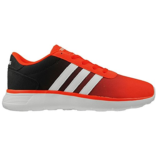 adidas Unisex-Kinder Lite Racer K Turnschuhe, Rot (Rojsol/Ftwbla/Negbas), 35 EU