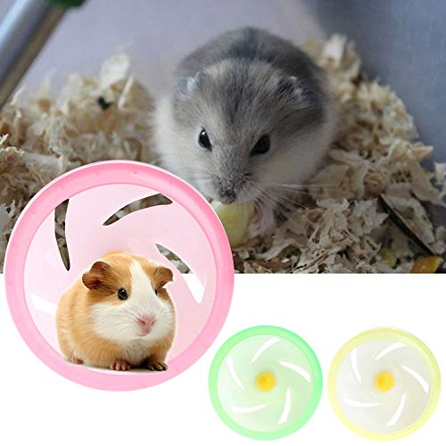 Toy Plastic - Hamster Mouse Rat Exercise Toys Plastic Silent Running Spinner Wheel Pet Toy - Chain Hammer Organizer Guns Sheep Trumpet Dishes Tractor Rings Sandbox Food Building Lion Eagle