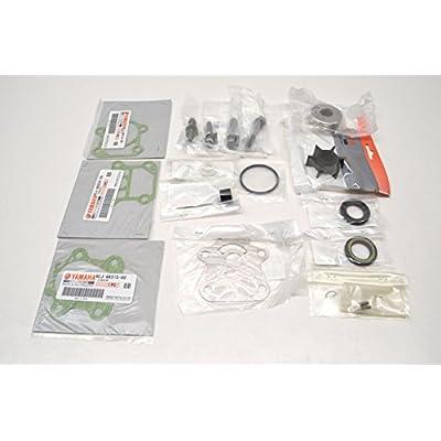 Yamaha OEM F70 Outboard Water Pump Repair Kit 6CJ-W0078-00-00: Automotive