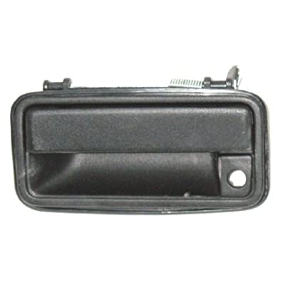 OE Replacement Chevrolet/GMC Front Driver Side Door Handle Outer (Partslink Number GM1310132): Automotive