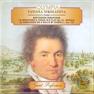 UPC 889253316829, Beethoven (Variations) - T.Nikolaeva