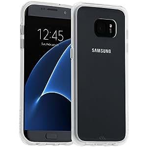 Case-Mate Though - Funda para móvil Samsung Galaxy S7 Edge, transparente