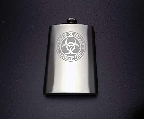 Zombie Flask 8 Ounces]()