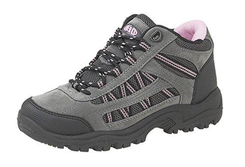 Grassmere Damen-Wanderschuhe, Mehrfarbig - Grau/Pink - Größe: 40 (7 UK)