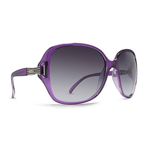Dot Dash Aura Sunglasses - black-purple/gradient - Glasses Aura Lens