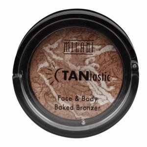 Milani Tantastic Face and Body Baked Bronzer, Fantastic In Gold