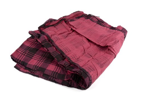 - Chinook Flannel Sleeping Bag Liner, Red