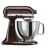 KitchenAid RRK150ES Refurbished Artisan Series Stand Mixer, 5 quart, Espresso