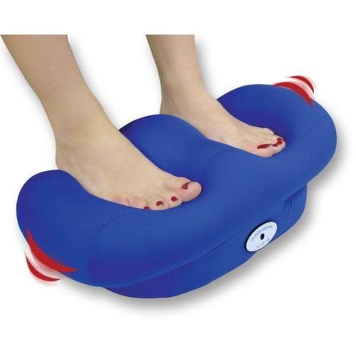 Remedy Vibrating Foot Massager - Micro Bead Soft - Two Different Settings