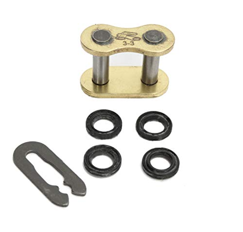 Renthal Spring Master Link for R3-3 and R3-2 520 Pitch Chain (GOLD)