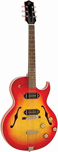 the-loar-lh-302t-ccb-dual-p-90-thinbody-cutaway-electric-guitar-cherryburst