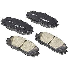 Bosch BC1184A QuietCast Premium Ceramic Front Disc Brake Pad Set