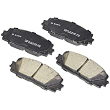 Bosch BC1184A QuietCast Premium Ceramic Disc Brake Pad Set For: Lexus CT200h; Toyota Prius, Prius Plug-In, Prius Prime, Front