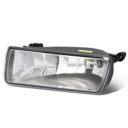 For 06-10 Ford Explorer Sport Trac OE Style Front Bumper Driving Fog Light/Lamp (Left/LH/Driver) (Light Lens Fog Left)
