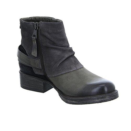 Red Boxx Stiefelette Damen Ankle Boots Lederboots