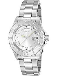Women's 12819 Pro Diver Silver Dial Diamond Accented Watch