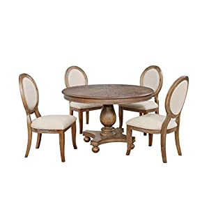 410RLyQiyyL._SS300_ Coastal Dining Room Furniture & Beach Dining Furniture