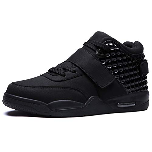 Qianliuk Men Basketball Sneakers Cool Boys Sport Shoes Basketball Shoes for Men