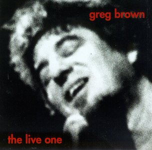 Greg Brown the Live One by Koch Entertainment D