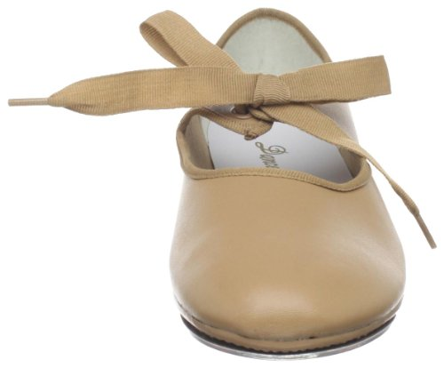 Dance Class Womens T602 Beginning Tap Shoe Caramel rLAdy6