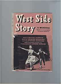 west side story book pdf