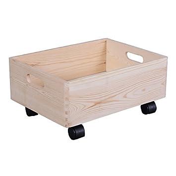 aufbewahrungsbox mit rollen kinderzimmer. Black Bedroom Furniture Sets. Home Design Ideas