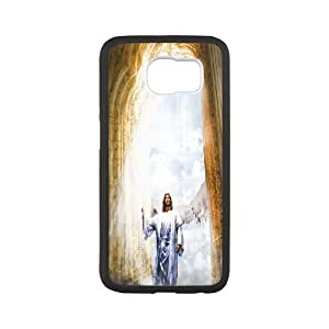 Unique Phone Case Pattern 19Jesus Christ Love Us- For Samsung Galaxy S6