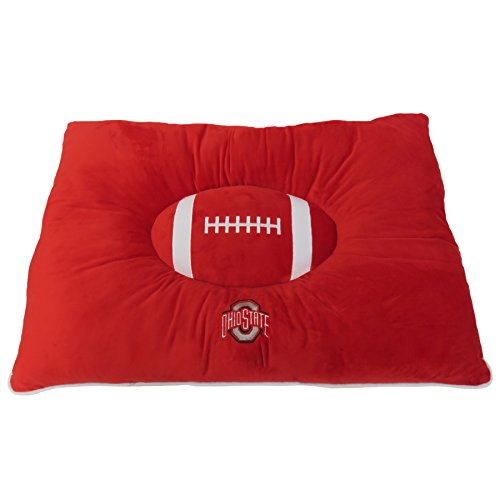 NCAA PET BED - Ohio State Buckeyes