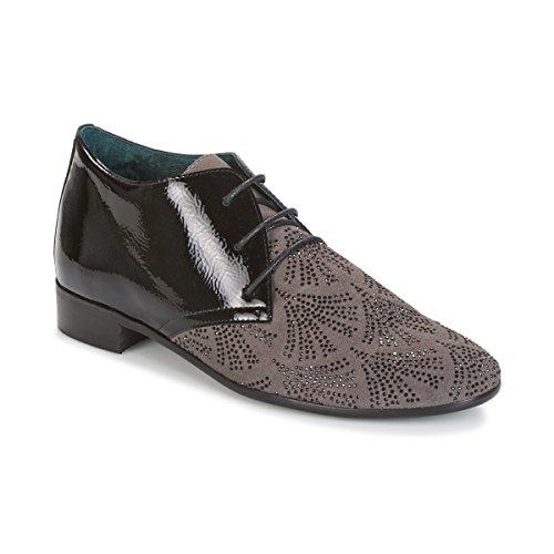 Gris Millim Chaussures Gris Femme Karston JOLIVA à Lacet 50474936 qIwxxCAF