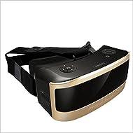 Upgrade All In One VR Machine Virtual Reality Casque 3D Glasses Box Affichage 5.5 pouces avec 2K 1920X1080 Résolution ROM 16G RAM 2G Avec WIFI et Bluetooth pour le film et les jeux TF Card USB desk , chengse