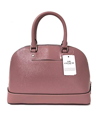 Mini Inclined Shoulder Women��s Dusty Sierra Handbag Rose Purse Coach Shoulder Satchel Sv E6qf4wXO
