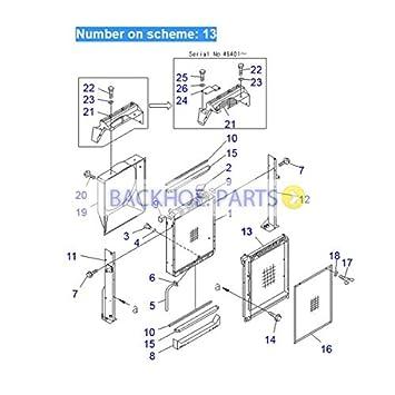 komatsu pc 120 wiring schematics wiring diagramsamazon com for komatsu  excavator pc100 6 pc100n 6 pc120