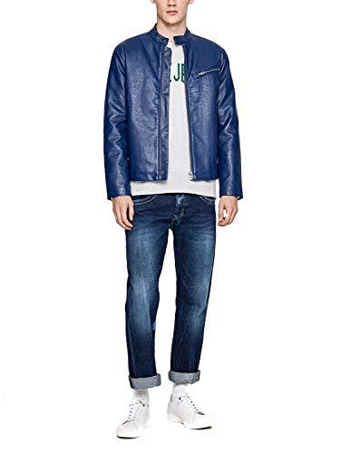 Hommes Blue Bleu Pepe Veste Benson Jeans uJ3FlKcT1