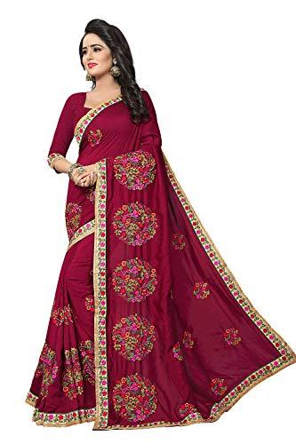 For Traditional Sarees Sari Indian Facioun Women Da Wear Red Designer Party qtC7wxw8