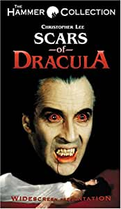 Scars of Dracula [VHS]