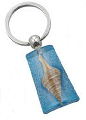- Sea World Key Chain (BLUE SQUARE)