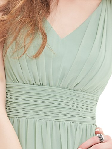 Ever-Pretty - Vestido - para mujer verde menta