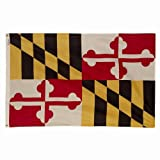 Cheap Maryland State Flags (4×6 Maryland)