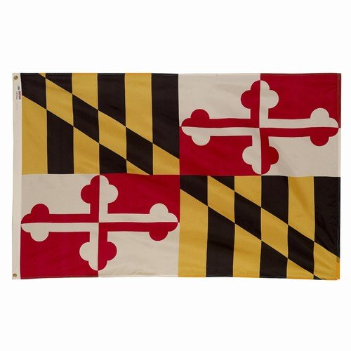Maryland State Flags (3×5 Maryland) Review